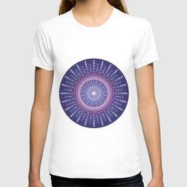 Blue Moon Mandala T-shirt