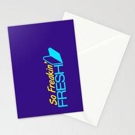 So Freakin' Fresh v3 HQvector Stationery Cards