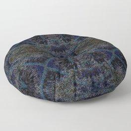 Blue Spruce Floor Pillow