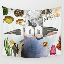 100 Wall Tapestry