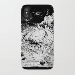 Roswell iPhone Case