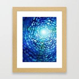 Aquatics Framed Art Print