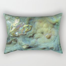 Chalcedony landscape Rectangular Pillow