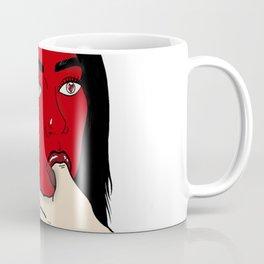 devil woman Coffee Mug