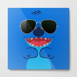 COOL STITCH Metal Print