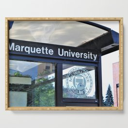 Marquette Serving Tray