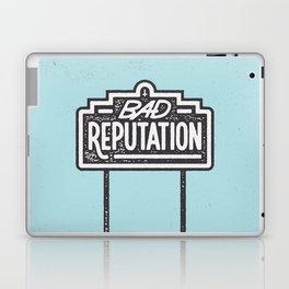 Bad Reputation Laptop & iPad Skin