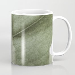 Monstera, Leaf, Plant, Tropical, Scandinavian, Minimal, Modern, Wall art Coffee Mug