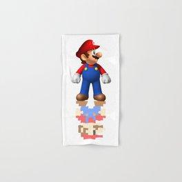 Super Mario Hand & Bath Towel