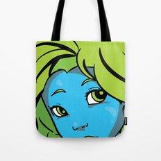 mermaid me happy Tote Bag