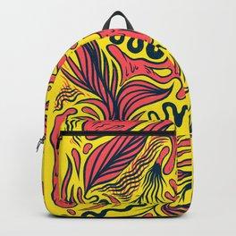 Wet Coat Backpack