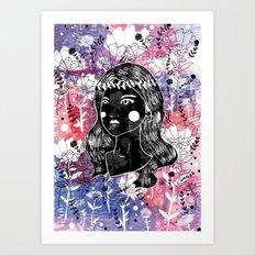 Godless Art Print