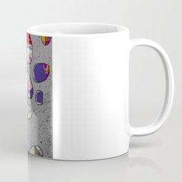 Circles (gray) Coffee Mug