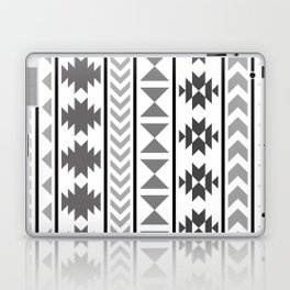 Winter Aztec Laptop & iPad Skin