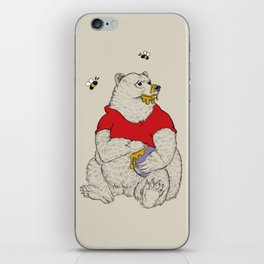 Silly ol' Bear iPhone Skin