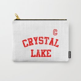 Crystal Lake Voorhees Jersey Carry-All Pouch