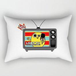 SEZ ME Broadcast Rectangular Pillow