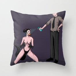 Roleplay Throw Pillow