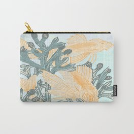 Crazy not to follow Carry-All Pouch