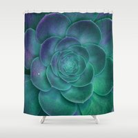 surrealism Shower Curtains featuring Surrealism by 83 Oranges™