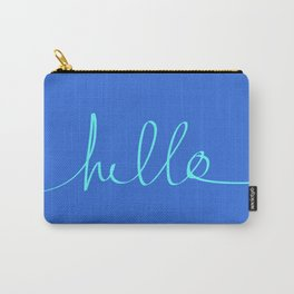 Hello, Sailor Carry-All Pouch