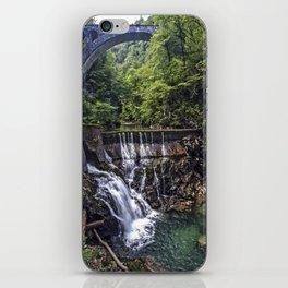 Waterfall Beauty - Slovenia iPhone Skin