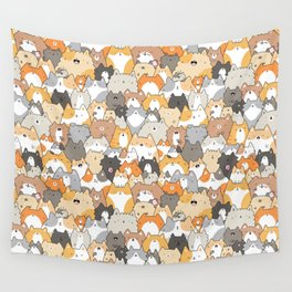Cats, Kitties and a Spy Wall Tapestry