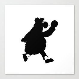 #thejumpmanseries, Phanatic Canvas Print