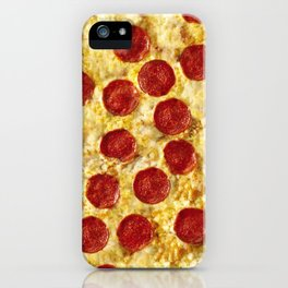 Who Wants Pizza? iPhone Case