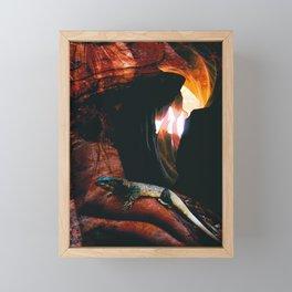 Inanna Framed Mini Art Print
