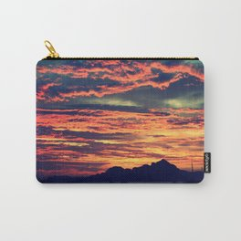 Palawan Sunset Carry-All Pouch