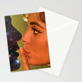 Lust In Space Stationery Cards