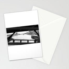 Bridged river Stationery Cards