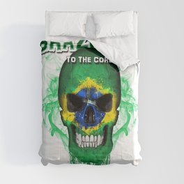 To The Core Collection: Brazil Comforters