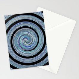 Ice Mezzo waves Stationery Cards