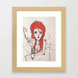 Good Morning Framed Art Print