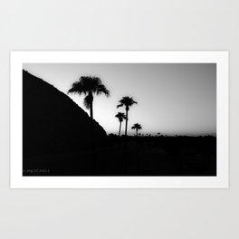 PALM DESERT, CALIFORNIA Art Print