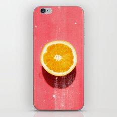 fruit 5 iPhone & iPod Skin