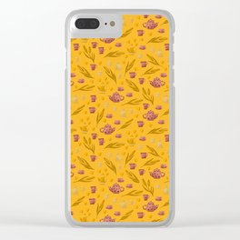 Tea stories Clear iPhone Case