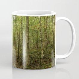Trail To Elijah Oliver's Cabin Coffee Mug