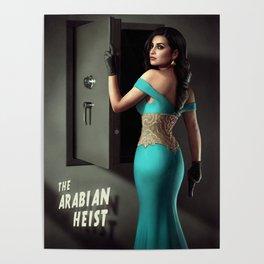 The Arabian Heist Poster