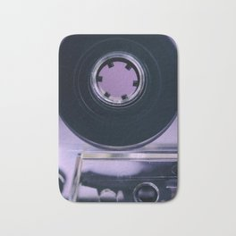 Audio Cassette V Bath Mat