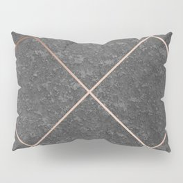 Copper & Concrete 01 Pillow Sham