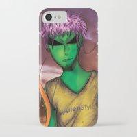 rio de janeiro iPhone & iPod Cases featuring RIO DE JANEIRO by Alien Style
