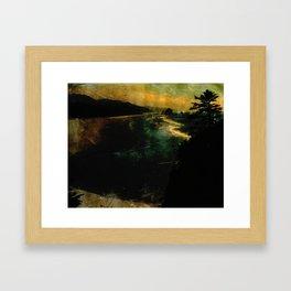 Pachuca Sunrise Framed Art Print