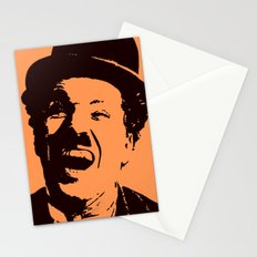 Charles Chaplin Stationery Cards