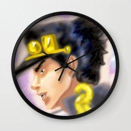 Jotaro Kujo JJBA Wall Clock