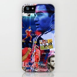 Graham Zusi - USMNT iPhone Case