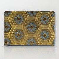 honeycomb iPad Cases featuring Honeycomb by Melinda Zoephel