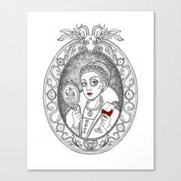 Bathory Canvas Print